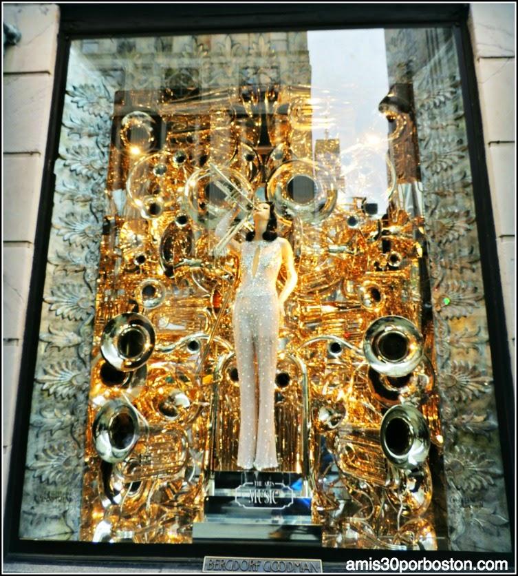 Bergdorf Goodman: Música