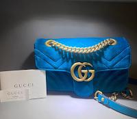 Vinci gratis una favolosa Marmont Gucci in velluto