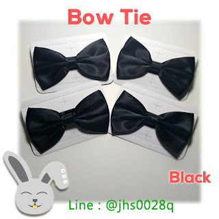black bow tie event organizer dasi kupu pesta