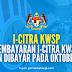 I-Citra : Pembayaran KWSP I-Citra Bermula Pada Oktober Ini.