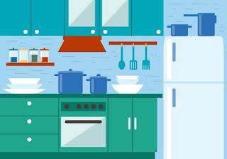 7 حيل رائعة استخدمها  في مطبخك