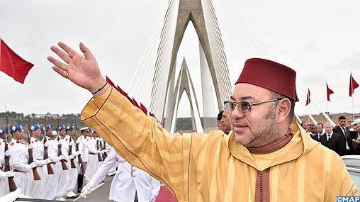 مشاريع عملاقة في العاصمة الرباط تنتظر تدشين جلالة الملك محمد السادس نصره الله