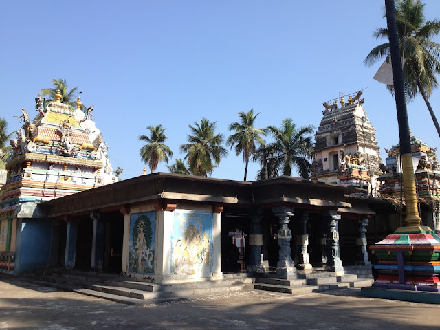 Natta Rameswaram Temple - నత్తరామేశ్వరం