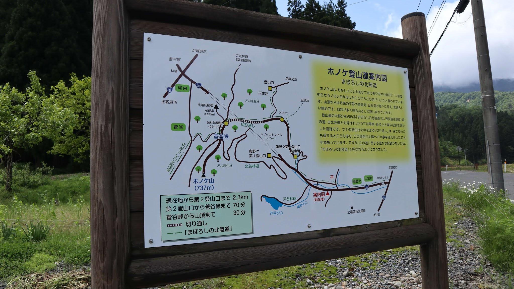 ホノケ山1