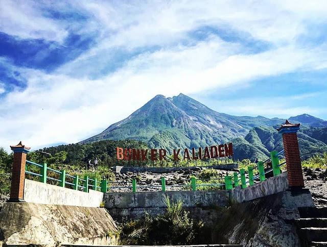 Bunker Kaliadem Merapi