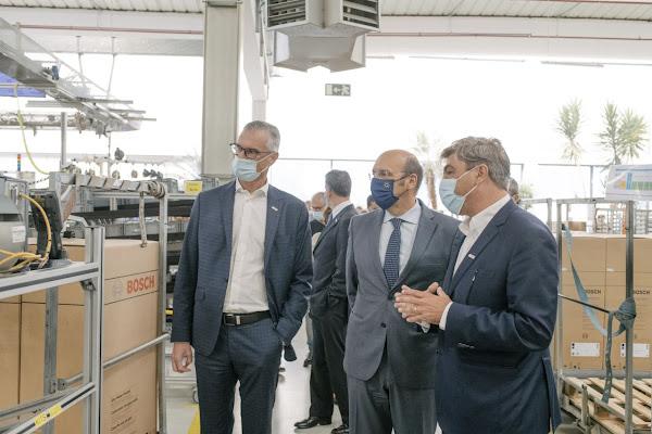 Bosch e Universidade de Aveiro apresentam tecnologias inovadoras para casas inteligentes