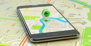 mapps into gps smartphone