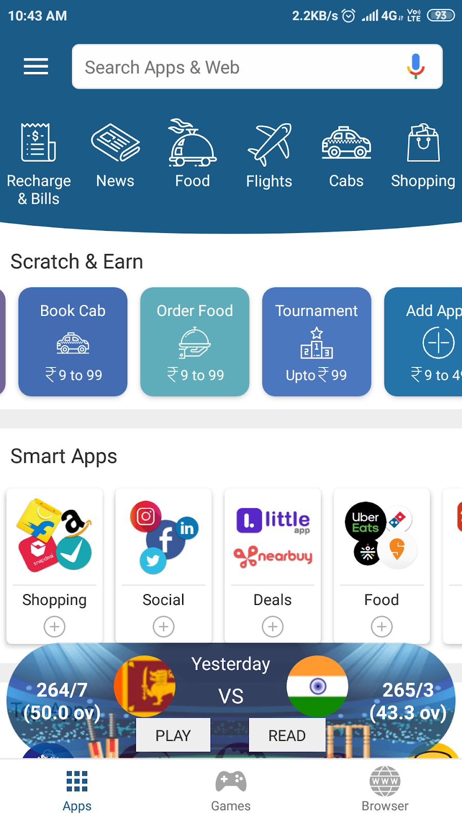 Earn unlimited money with this app (App Browzer)?