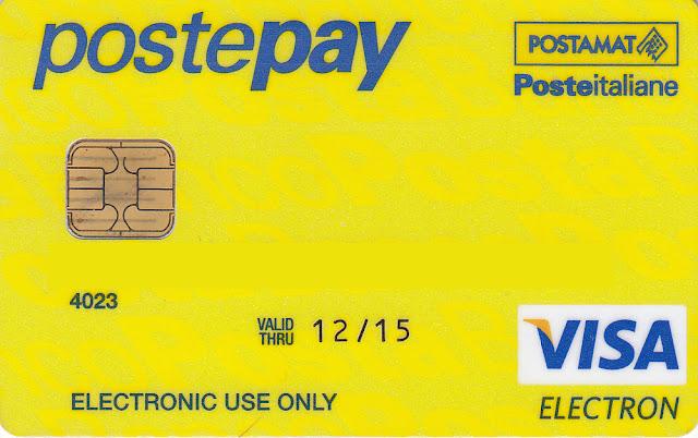 La Postepay è una carta di credito