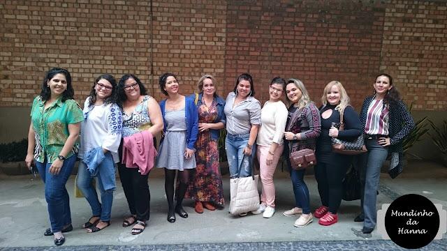 I Encontro de Blogueiras
