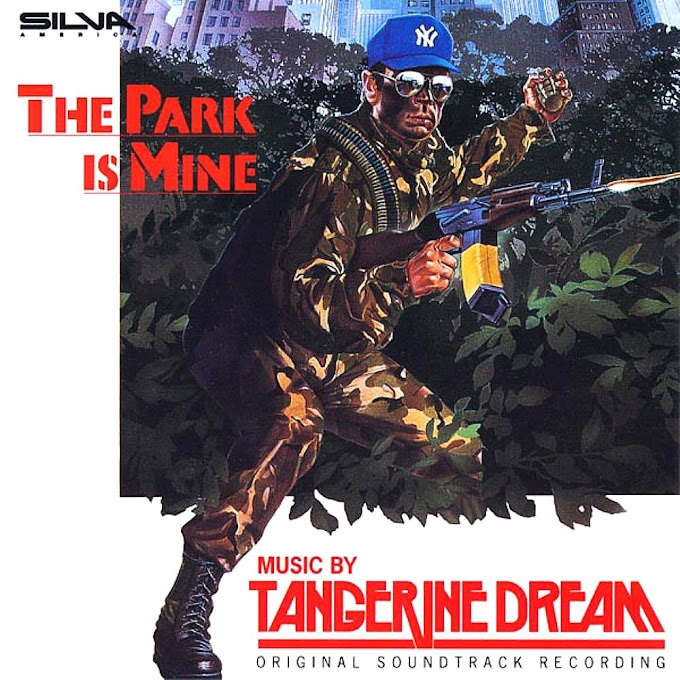 Tangerine Dream - The Park Is Mine (Original Soundtrack Recording) (1991)