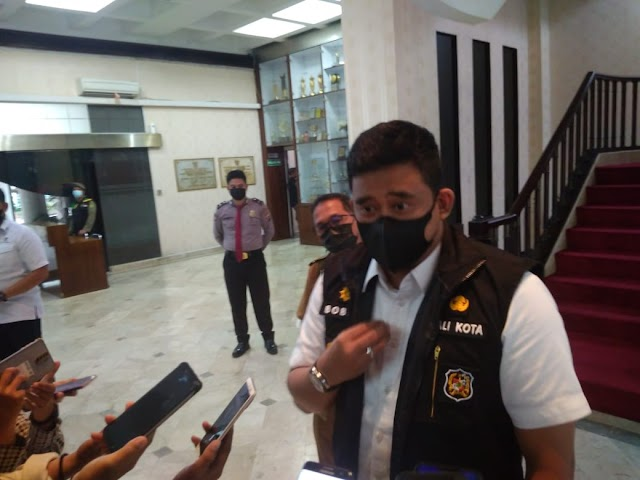 Data Covid-19 di Kota Medan Direvisi, Dari 7.077 Kasus Kini Tinggal 1.500 Kasus