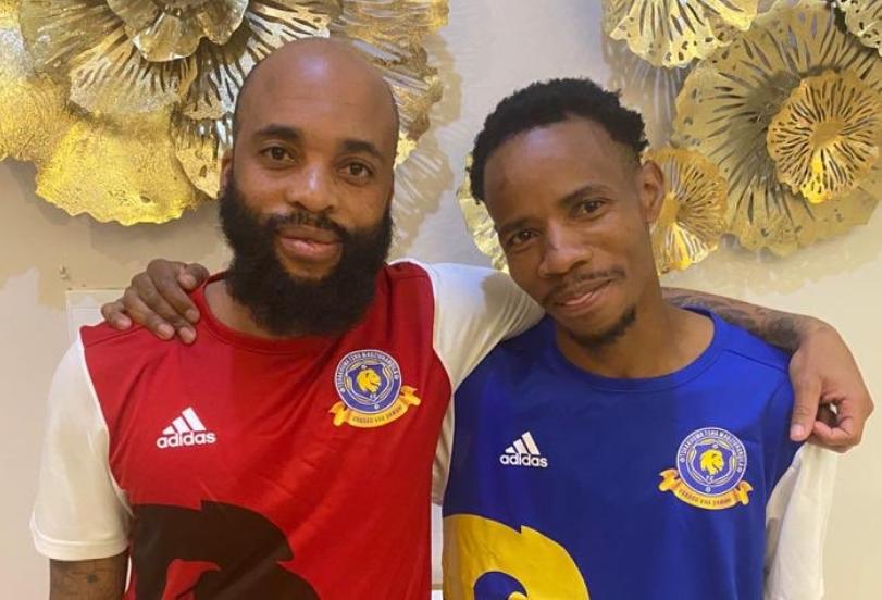 Oupa Manyisa and Joseph Molangoane announced as TTM players