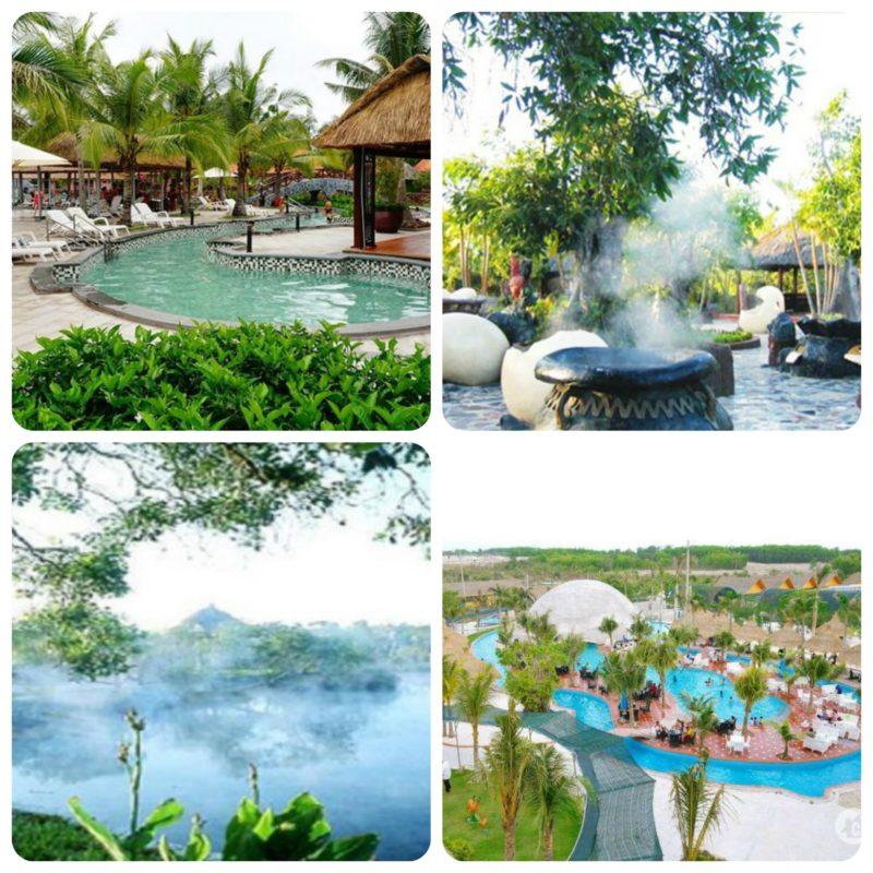 Suối khoáng nóng Bình Châu – Địa điểm luôn luôn thu hút lượng lớn khách tham quan du lịch.