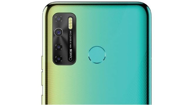Tecno Camon 15 Release Date, Features And Full Specification
