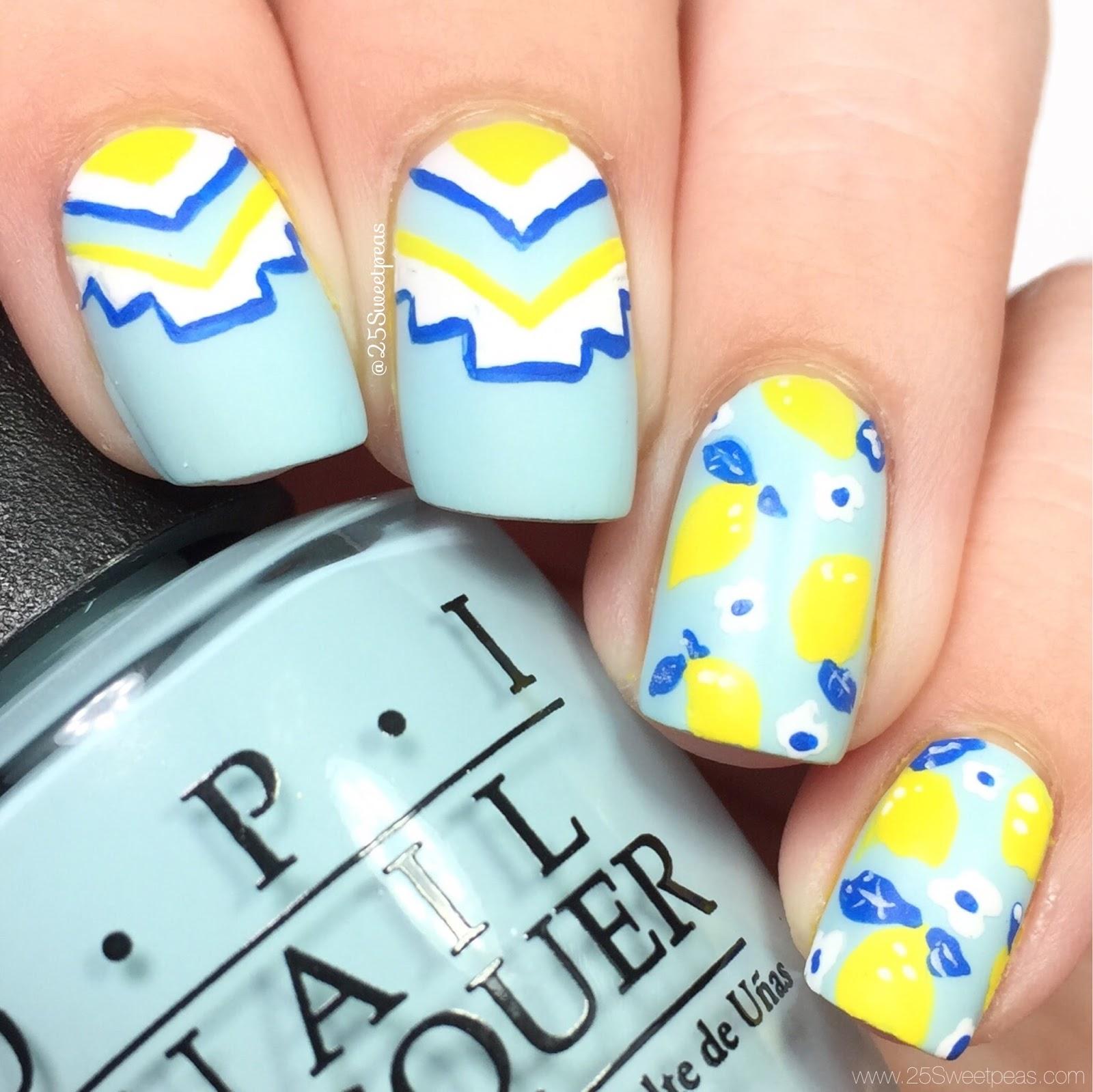 Paint with Me Lemons