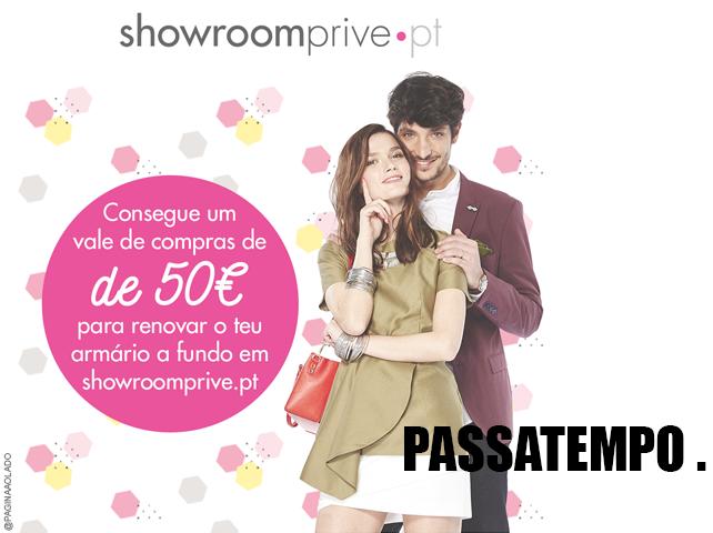 PASSATEMPO 'REGRESSO ÀS AULAS' COM SHOWROOMPRIVE.PT
