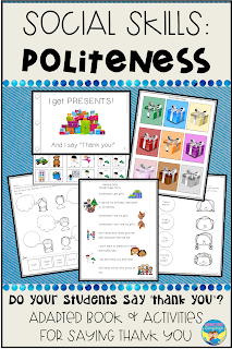 Politeness is such an important social skill!