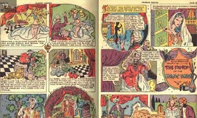 Arabian Nights Free Comic book