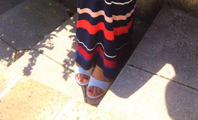 robe longue promod