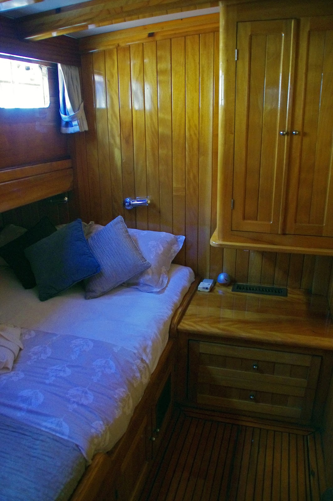 Bedroom Luxury Gulet Neyzen Travel Turkey