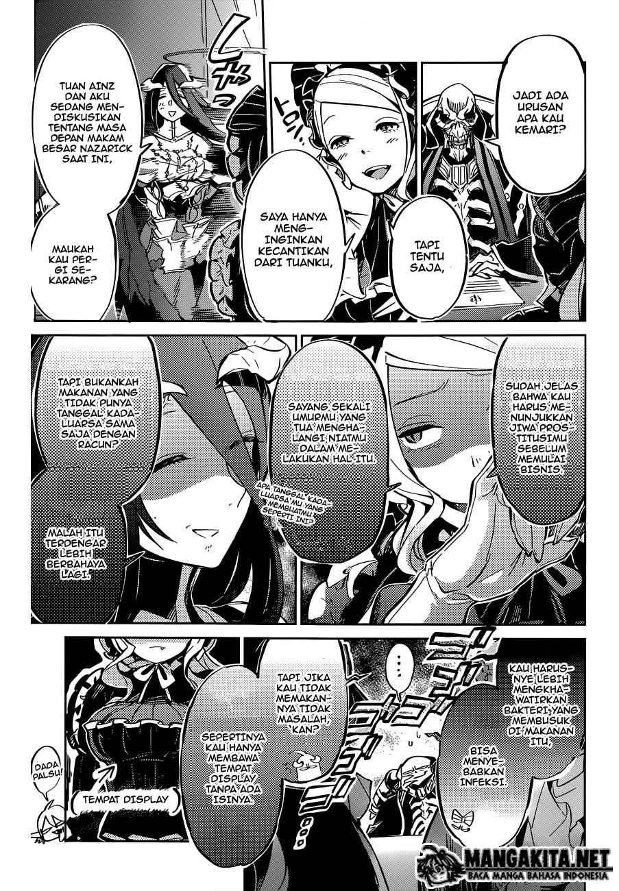 Komik Overlord chapter 5 Bahasa Indonesia