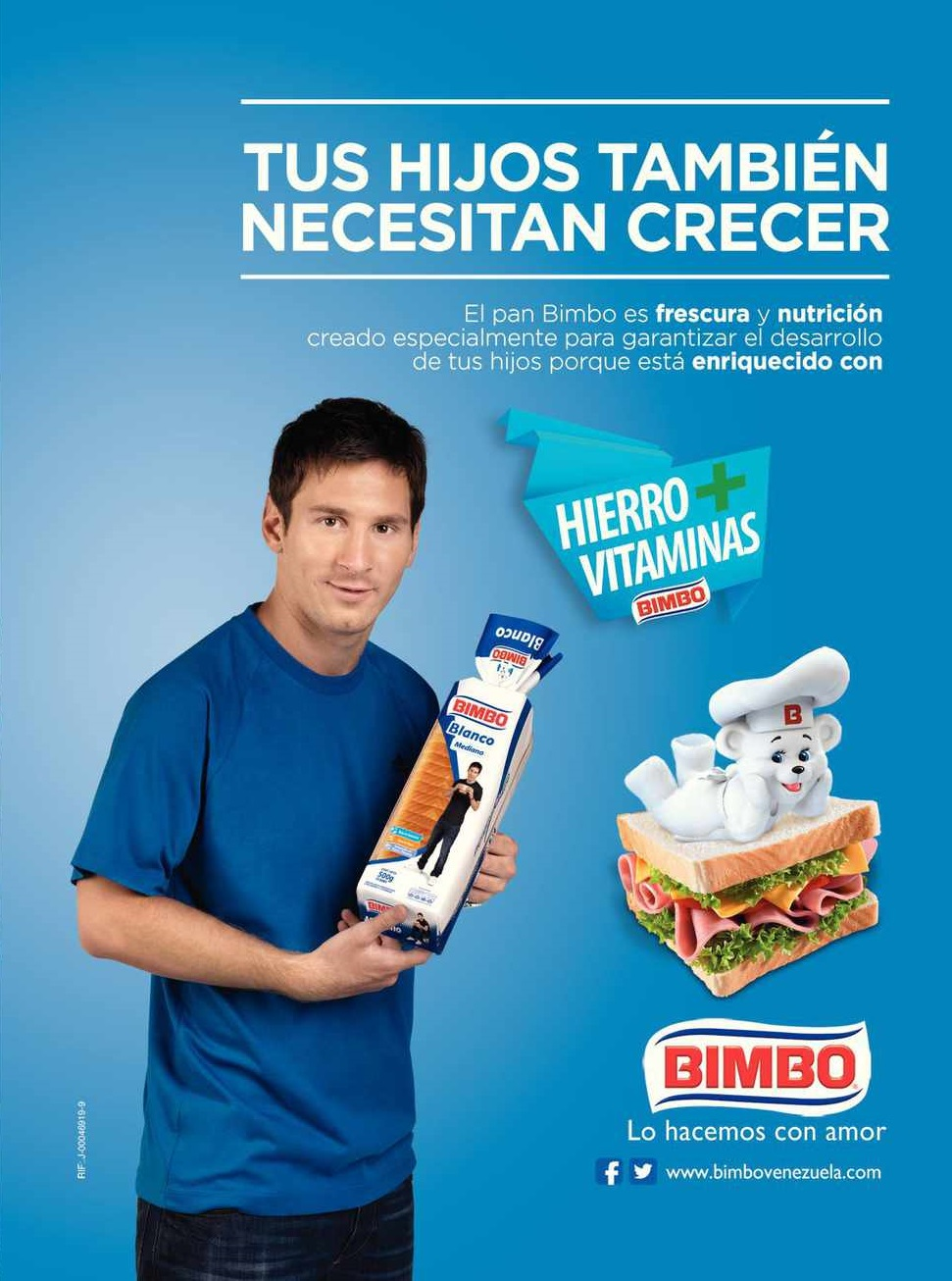 Bimbo Messi