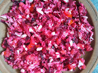 Beetroot, Cabbage, Tomato, Coconut
