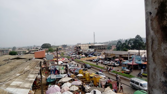 Traders of the Bamenda Main market Challenged to sacrifice for the fight Against the corona virus.