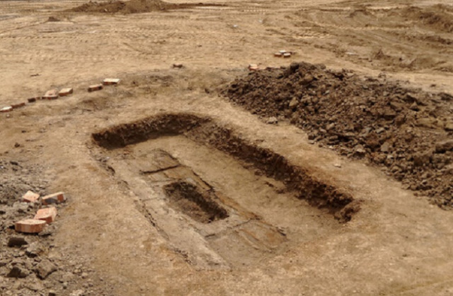3,000-year-old coffins discovered in central China