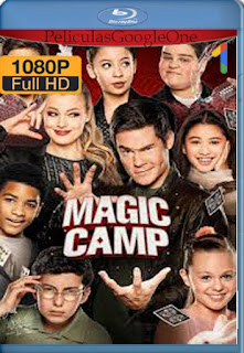 Magic Camp (2020) [1080p Web-DL] [Latino-Inglés] [LaPipiotaHD]