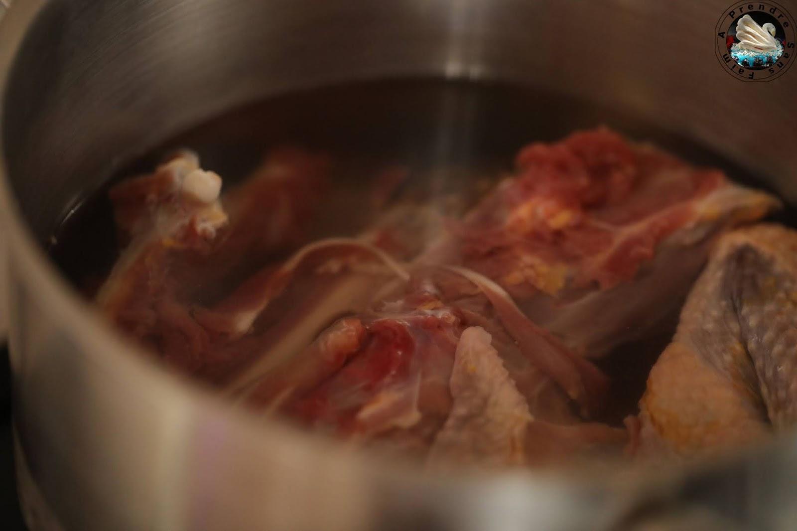 Comment faire un bouillon fait maison?