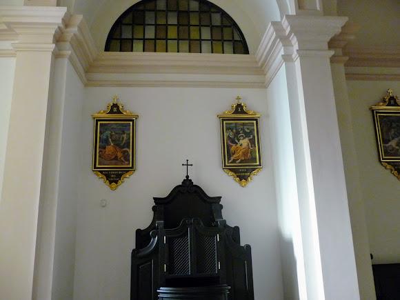 Бердичев. Костёл Непорочного Зачатия Девы Марии