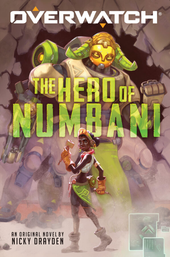 Overwatch: The Hero Of Numbani Novel Now Available