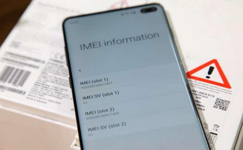 Aturan IMEI Smartphone BM setelah 18 April 2020 (kumparan.com)