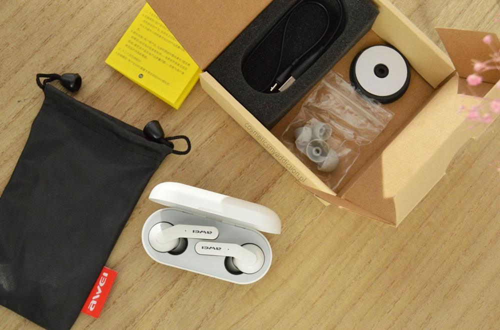 Słuchawki bezprzewodowe AWEI - aliexpress