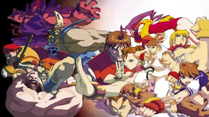 Street Fighter Alpha – Todos os golpes especiais