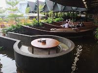 gardenta palembang, resort resto dan kedai kopi