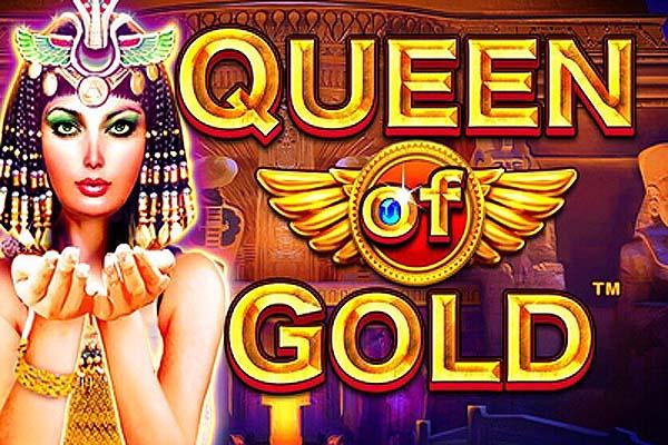 Main Gratis Slot Demo Queen of Gold (Pragmatic Play)