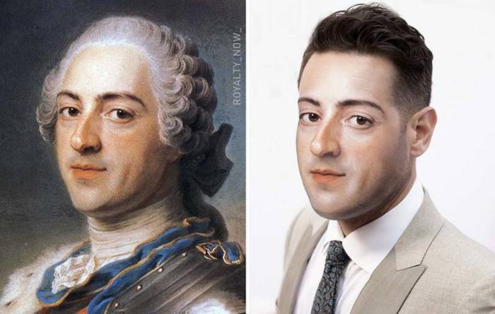 Famous Historical Characters Would Look Like Today