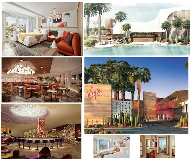 virgin hotel las vegas Offer to book online at a cheap price