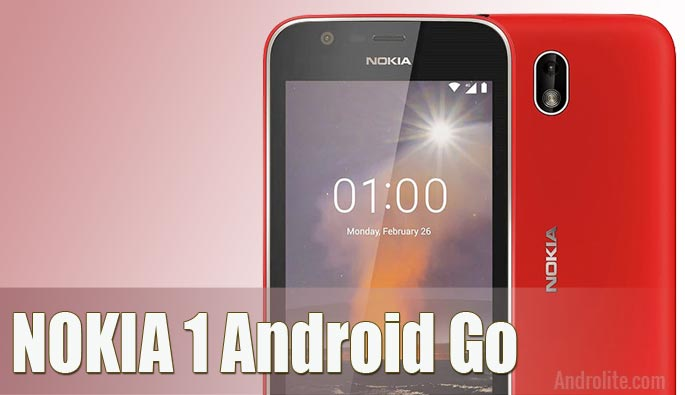 Harga Terbaru Nokia 1 Android