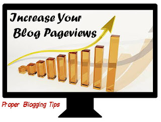 How to increase page view and traffic?