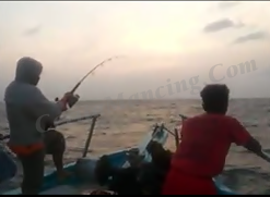 Mancing Ikan Monster Layaran Heboh Banget