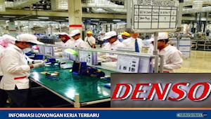 Lowongan Kerja PT. Denso Indonesia Group ( Manufaktur Komponen Otomotif Company )