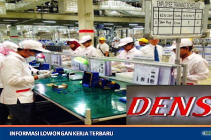 Lowongan Kerja PT. Denso Manufacturing Indonesia (Perusahaan Manufaktur Motor DC)