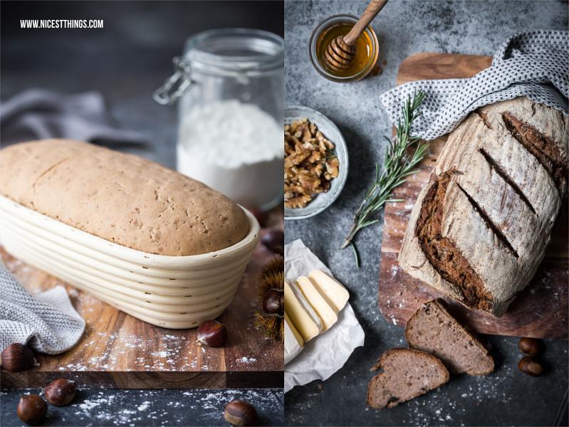 Brot im Gärkörbchen selber backen