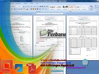 Proposal Ulangan Tengah Semester (UTS) Semester 2 SD Format Word Gratis