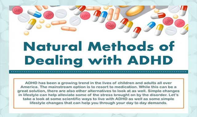 5 Natural Ways to Manage ADHD