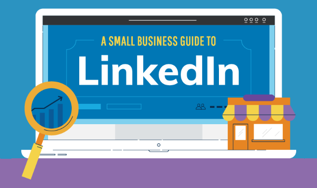 How to Use Linkedin for a Small Business? #infographic